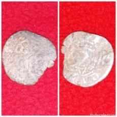Monedas medievales: MONEDA ALFONSO III DINERO DE VELLON 1335 - 1387. Lote 113515498