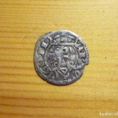 Monedas medievales: DINERO DE VELLÓN JAIME I. Lote 115024539