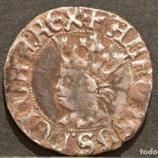 Monedas medievales: CROAT DE BARCELONA ALFONSO IV EL MAGNANIMO RARA. Lote 65955202