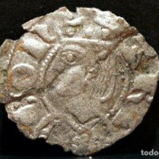 Monedas medievales: BONITO DINERO DE ARAGON JAIME II VELLON PLATA ESPAÑA. Lote 112265523