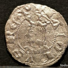 Monedas medievales: DINERO DE BARCELONA JAIME II VELLON PLATA DINER DE BARCELONA JAUME II. Lote 108029019