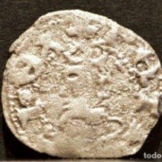 Monedas medievales: OBOL PERE III OBOLO DE BARCELONA PEDRO III VELLON PLATA. Lote 58488149