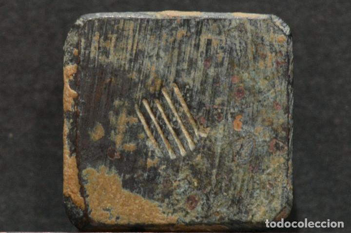 Monedas medievales: PONDERAL MONETARIO 8 REALES BARCELONA REYES CATOLICOS - Foto 3 - 108914595