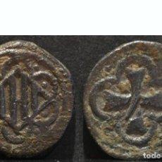 Monedas medievales: PONDERAL DE FLORIN PONDERAL MONETARIO BARCELONA. Lote 116538147