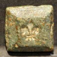 Mittelalterliche Münzen - RARO PONDERAL MONETARIO PARA UN DUCADO O FLORIN - 63588596