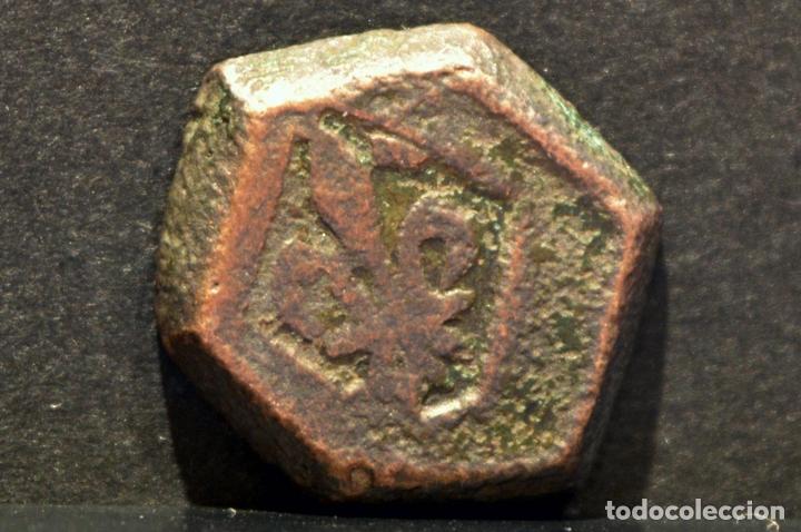 Monedas medievales: PONDERAL PARA FLORIN DE FLORENCIA - Foto 2 - 69111689