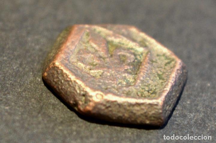 Monedas medievales: PONDERAL PARA FLORIN DE FLORENCIA - Foto 4 - 69111689