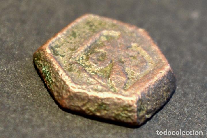 Monedas medievales: PONDERAL PARA FLORIN DE FLORENCIA - Foto 5 - 69111689