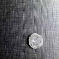 Monedas medievales: PLOMILLO MEDIEVAL CON ESCUDO CATALÁN. Lote 118678855