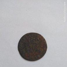 Monedas medievales: 1 SEISENO-1711 VALENCIA. Lote 121515235