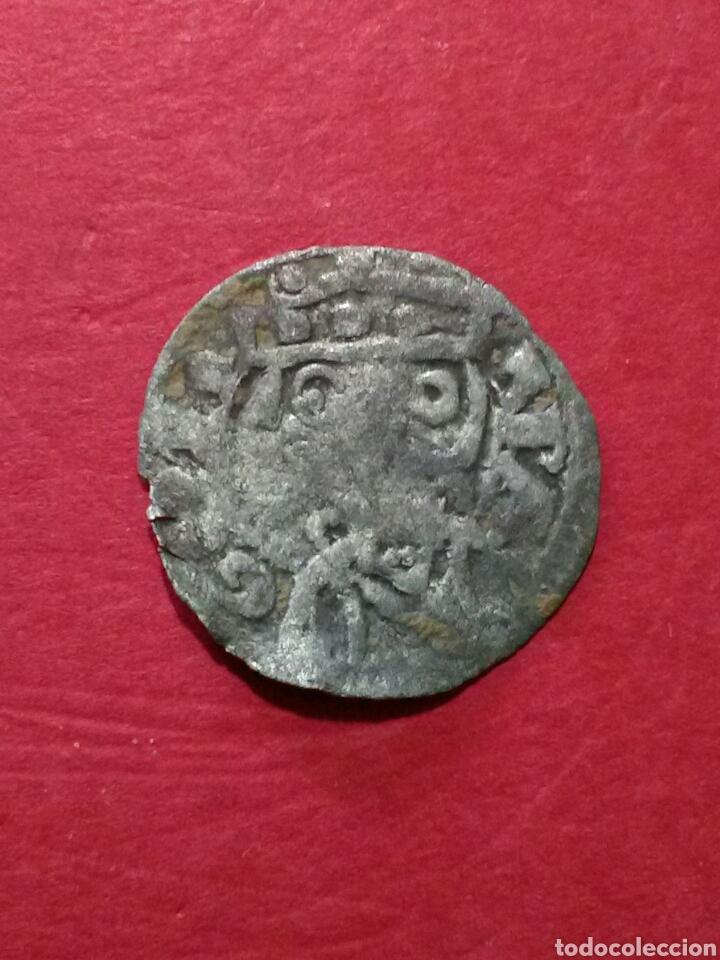 JAIME I DINERO DE VELLON. ARAGON. (Numismática - Medievales - Cataluña y Aragón)
