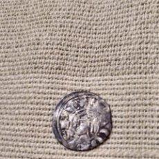 Monedas medievales: BARATO DINER DE JAIME I EL CONQUISTADOR. CECA DE VALENCIA.. Lote 127520955