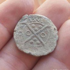 Monedas medievales: BONITO PRECINTO DE PLOMO CON FECHA 1693?. Lote 128174379