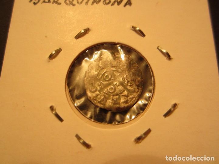 Monedas medievales: moneda de 1 OBOLO DE ALFONSO II DE ARAGON (1164-1196) RARO ASI - Foto 2 - 128879923