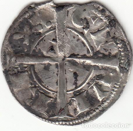 Monedas medievales: ARAGON - CATALUÑA: ALFONS I (1162-1196) DINER BARCELONA / CRU. 296 - Foto 2 - 130187515