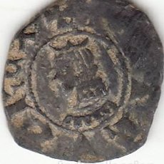 Monedas medievales: ARAGON - CATALUÑA: PEDRO III (1336-1387) OBOL BARCELONA / CRU. 417.VAR. Lote 130259078