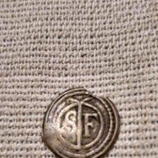 Monedas medievales: PELLOFA DE SANT FELIU GIRONA GERONA CRUSAFONT 1666. Lote 131415410