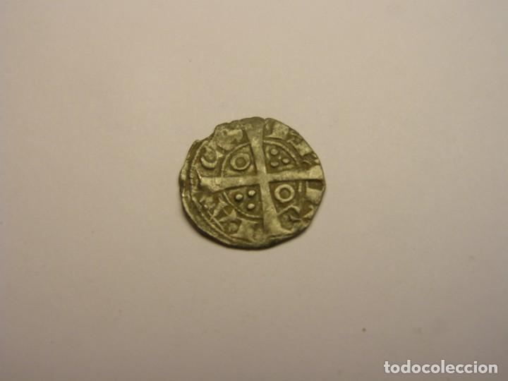 Monedas medievales: Moneda dinero de Jaume I Jaime I, Barcelona. - Foto 2 - 132366082
