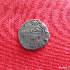 Monedas medievales: DINERO DE VELLON JAIME II 1291 - 1327 VALENCIA.. Lote 133403217