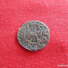 Monedas medievales: DINERO DE VELLON JAIME II 1291 - 1327 ARAGON.. Lote 133405645