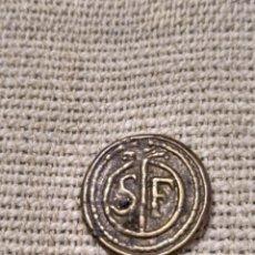 Monedas medievales: PELLOFA SANT FELIU GIRONA GERONA CRUSAFONT 1666. Lote 133459917