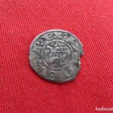 Monedas medievales: DINERO DE VELLON JAIME II 1291 - 1327 , VALENCIA.. Lote 133462546