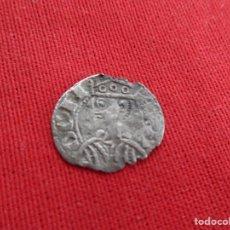 Monedas medievales: DINERO DE VELLON JAIME II 1291 - 1327 ARAGON.. Lote 133463775
