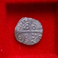 Monedas medievales: JAUME II, VELLÓN, MUY ESCASO ÓBOLO DE TERN, BARCELONA. Lote 133617882