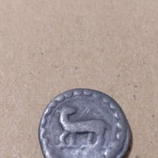Monedas medievales: RARO PLOMO DE LA IGLESIA DE MURO MALLORCA CRUSAFONT 2418 AGNUS DEI. Lote 135794673