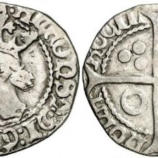 Monedas medievales: CROAT SPAIN FRANCE PERPIÑA PERPINYÀ. ALFONSO IV 1416 - 1458 VERY SCARCE PLATA. Lote 136730338
