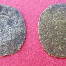 Monedas medievales: LOTE 2 MONEDAS JAIME II MONEDA. Lote 130282334