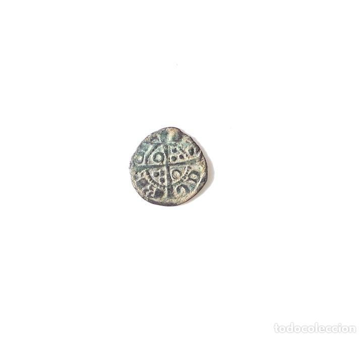 Monedas medievales: JAIME I. OBOLO. BARCELONA. 1213-1276. - Foto 2 - 140126882