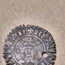 Monedas medievales: CURIOSO DOBLER DE SANCHO (1311-1324) REY DE MALLORCA. TRABAJO ORFEBRERÍA.. Lote 140741534