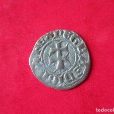 Mittelalterliche Münzen - Corona catalano Aragonesa. dinero de Jaime I acuñado en Aragon. 1213/1276. #mn - 142697494