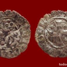 Monedas medievales: PEDRO DE ARAGÓN, DINERO URGELL (1337-1408 ). 16 MM / 0,34 GR.. Lote 143553514
