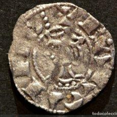 Mittelalterliche Münzen - OBOL DE TERN BARCELONA JAUME I OBOLO JAIME I VELLON PLATA RARO EXCELENTE CONSERVACIÓN - 58500789