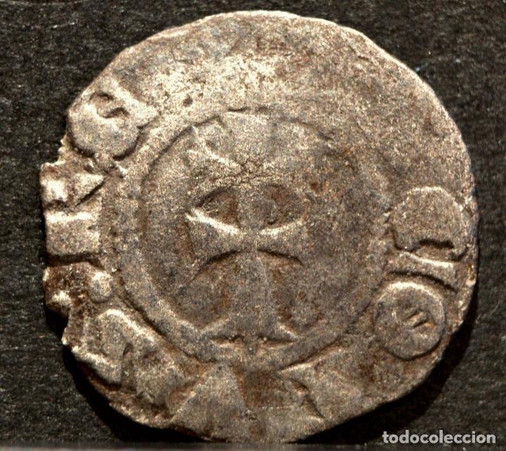 Monedas medievales: OBOLO DE ARAGON JAIME II OBOL JAUME II VELLON PLATA - Foto 3 - 58505202