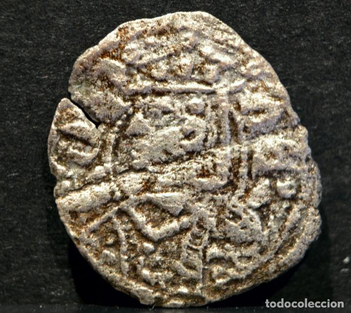 OBOLO DE ARAGON JAIME II VELLON OBOL JAUME II PLATA (Numismática - Medievales - Cataluña y Aragón)
