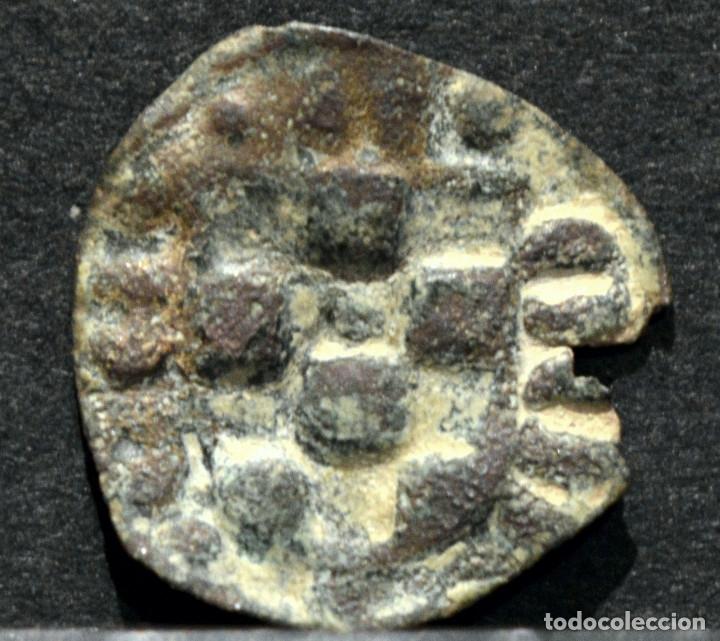 SENYAL PUGESA INCUSA TERESA ENTENÇA LERIDA CONDADO DE URGELL LLEIDA (Numismatik - Mittelalter - Katalonien und Aragon)