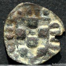 Monedas medievales: SENYAL PUGESA INCUSA TERESA ENTENÇA LERIDA CONDADO DE URGELL LLEIDA. Lote 78161953