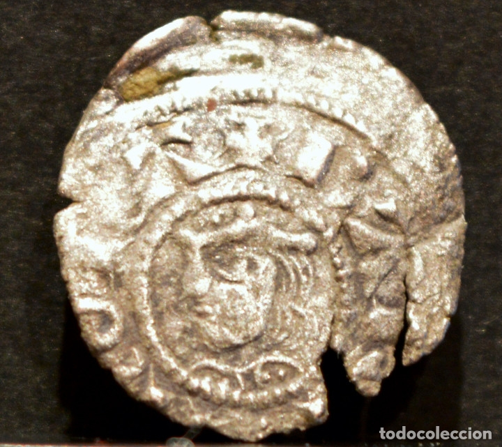 Monedas medievales: OBOL JAUME II OBOLO DE BARCELONA JAIME II VELLON PLATA RARO - Foto 2 - 58488124