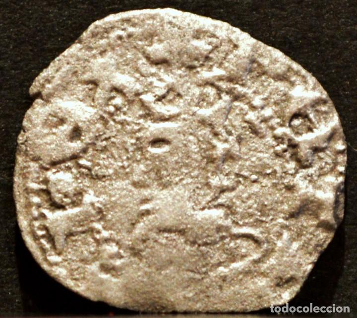 OBOL PERE III OBOLO DE BARCELONA PEDRO III VELLON PLATA (Numismática - Medievales - Cataluña y Aragón)