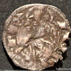 Monedas medievales: DINERO ARAGON ALFONSO II EL BATALLADOR (1162-1196) PLATA ESPAÑA. Lote 128703847