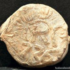 Monedas medievales: PLOMO PRECINTO 1736. Lote 103212215