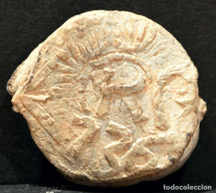 Monedas medievales: PLOMO PRECINTO 1736 - Foto 2 - 103212215