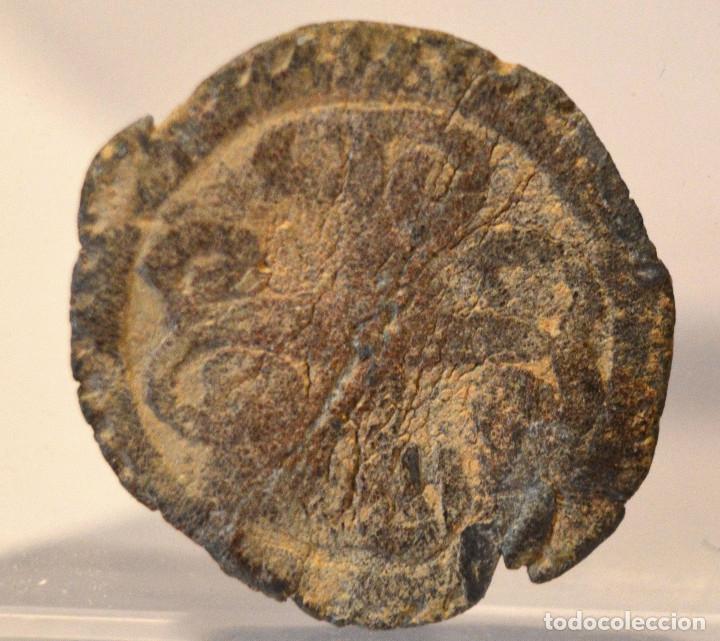 Monedas medievales: PLOMO MONETARIO MEDIEVAL - Foto 2 - 56729898