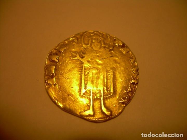 Monedas medievales: FLORIN DE ORO. PERE III. (1336-1387)..BARCELONA. - Foto 8 - 145122862