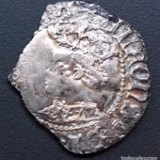 Monedas medievales: CROAT SPAIN FRANCE PERPIÑA CROAT ALFONSO IV 1416 - 1458 VERY SCARCE SILVER PLATA. Lote 146701697