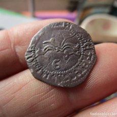 Monedas medievales: REYES CATOLICOS . MEDIO REAL DE GRANADA. Lote 151938558
