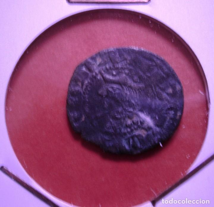 JAIME II DINERO DE BARCELONA (Numismática - Medievales - Cataluña y Aragón)